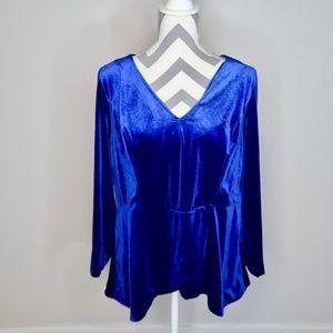NWT Eloquii blouse